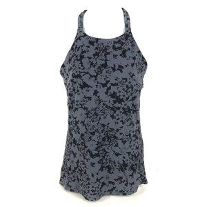 Lululemon Racerback Tank Top 10 Womens Gray